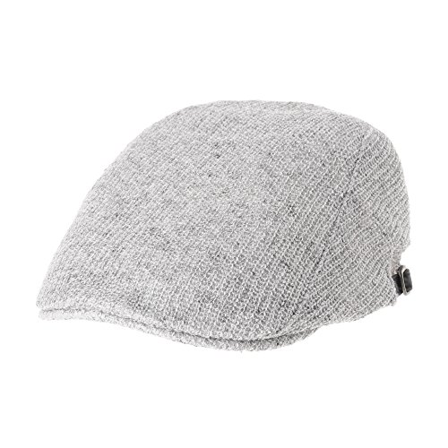 617f9328133 Withmoons hat 8809448430651 Withmoons Ld3031 Two Tone Bocasi Tweed Newsboy  Hat Snap Flat Cap- Price in India