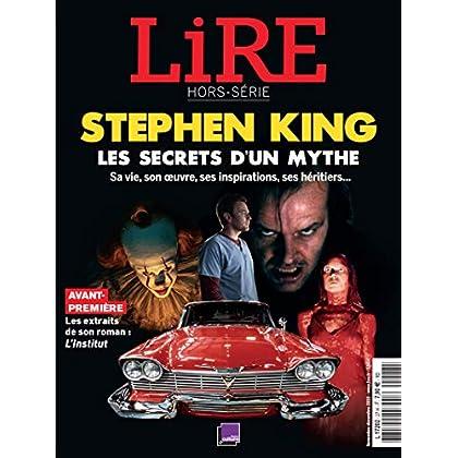 LIRE - Le magazine des livres et des écrivains - Hors série spécial Stephen King