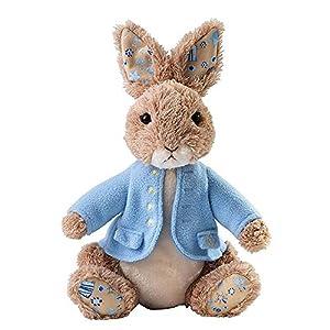 GUND Peter Rabbit a28632Gosh Peter de Conejo de Peluche (tamaño Grande)