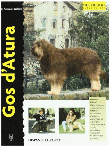 Gos D'atura / Shepherd Dog (Razas De Hoy / Breeds of Today) por Xavier Andreu I. Bartroli