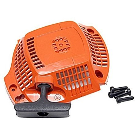 WANWU Recoil Starter für Husqvarna 435435E 440440E Chainsaw ersetzt 544287002