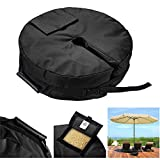 LGFB Zelt befestigt sandbag Außenstützbeutel mit Reißverschluss 600D für die Verankerung Pavillons Zelte Sonnenschirme Trampoline Kindergarten Spielzeug Viele mehr
