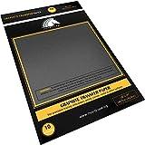 MyArtscape Carta carbone da45,7x 61cm,10fogli, cerata, nera