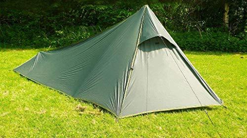 DD superleichtes Pathfinder Tent, Pfadfinder Zelt, Aussenzelt ohne Zeltboden, Regenschutz