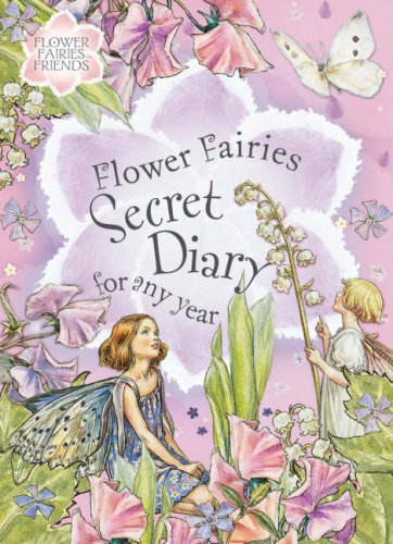 Flower Fairies Secret Diary for Any Year (Flower Fairies Friends) (Fairies Barker Flower Mary Cicely)