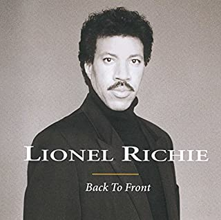 Back To Front by Lionel Richie (B00002469S) | Amazon Products