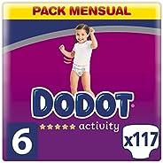 DODOT Dodot Activity Pañales