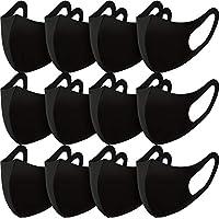 Máscara Facial Antipolvo, 12 máscaras faciales anticontaminación, Reutilizables, Lavables al Aire Libre, Unisex