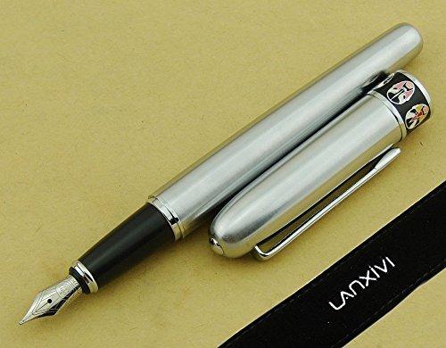 Lanxivi® Duke 805 füller peking oper rhythmus edelstahl pen beutel