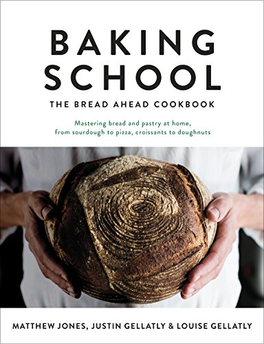 Baking School: The Bread Ahead Cookbook (Bread Ahead Bakery) thumbnail