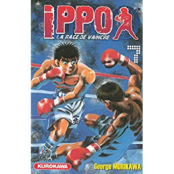 Ippo - saison 1, La rage de vaincre - tome 07 (07)
