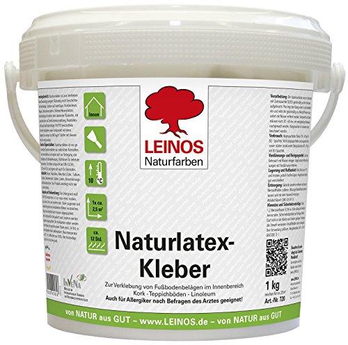 Naturlatexkleber 1,00 kg - Latex-klebstoff