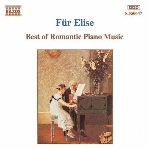 Fur Elise - Romantic Piano Music