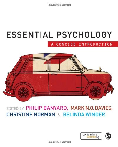 Essential Psychology: A Concise Introduction