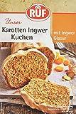 Ruf Karotten Ingwer Kuchen, 510 g