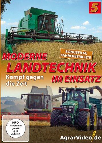Moderne Landtechnik im Einsatz 5 - Kampf gegen die Zeit