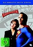 DVD Cover 'Superman - Die Abenteuer von Lois & Clark - Die komplette dritte Staffel [6 DVDs]