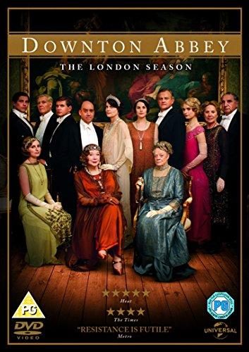 Downton Abbey: The London Season [Edizione: Regno Unito] [Italia] [DVD]
