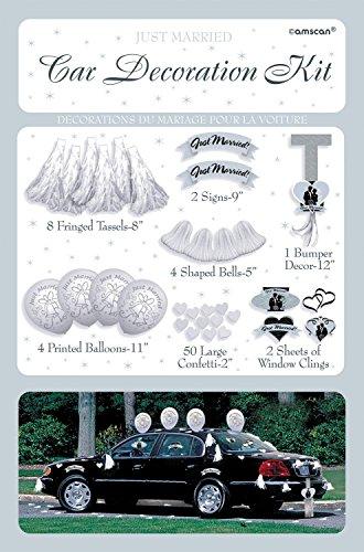 amscan Auto-Dekorations-Set