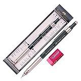 Faber Castell TK fine Vario L brouillon Porte-mines 0,5mm + Etui de rangement/cadeau gomme par Faber-Castell