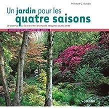 Un jardin pour les quatre saisons-Le Vasterival ou l'art de créer des massifs attrayants toute lm'an