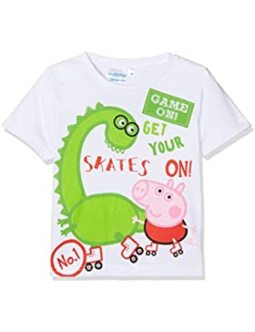 Peppa Pig Activities, Camiseta para Niños