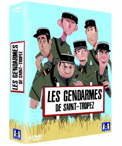 Coffret Les gendarmes de Saint-Tropez, l'intégrale