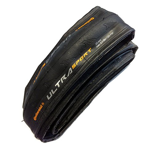 Continental Fahrradreifen Ultra Sport II 23 - 622, 0150003