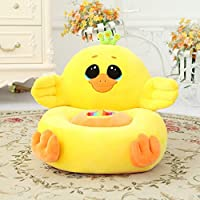 Love Home Plush Bean Bag Chair, Duck Frog Animal Kid Sofa Children
