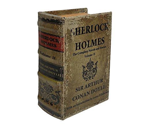 hohles-buch-geheimfach-sherlock-holmes-buchversteck-antik-stil-15x10cm