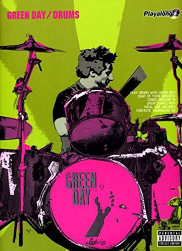 Green Day Authentic Drums Playalong (Authentic Playalong)