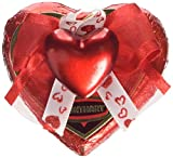 Gunthart Praline Large Red Heart with Decoration