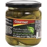 Gourmet - Pepinillos tradicionales - Al vinagre - 345 g