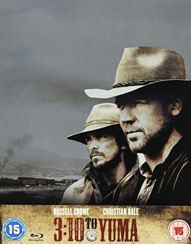 3:10 to Yuma (Todeszug nach Yuma) - Exklusive Ultra Limited Steelbook Edition (2000 Stk) - Blu-ray