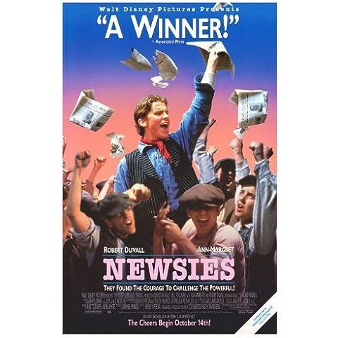 Newsies 27 x 40 Movie Poster - Style B
