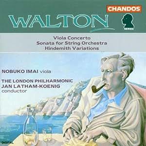 Concerto Pour Alto & Orchestre;Sonate Pour Orchestre A Cordes;Variations