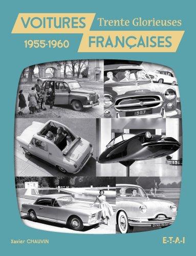 Voitures françaises : 1955-1960
