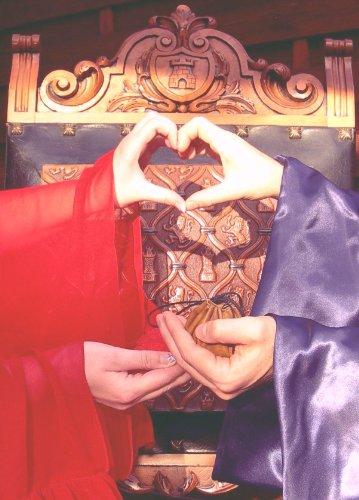 Vanité de la richesse et richesse de l'Amour