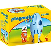 Playmobil 70186 1.2.3 Toy Figure Playset, Colourful