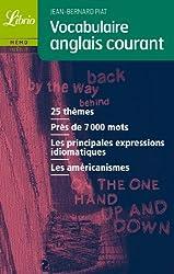 Librio: Vocabulaire Anglais Courant (Librio Memo)