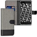kwmobile Hülle für Lenovo ZUK Z2 - Wallet Case Handy