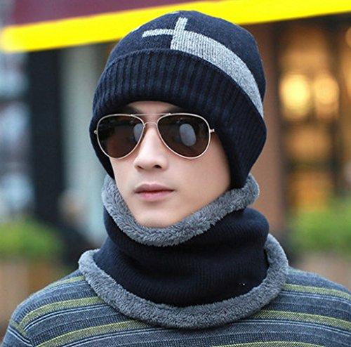 Hommes Hedging Hat Windproof Hiver Jeune Femme Outdoor Mode Tab Tabulation Garder Chaud ( couleur : 5# ) Dix#