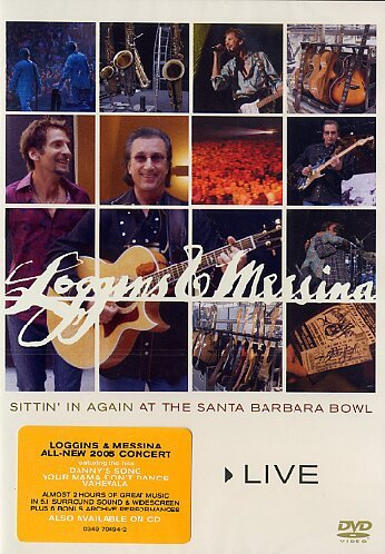 Loggins & Messina - Live: Sittin' in Again at Santa Barbara Bowl Santa Barbara Bowl