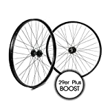 ridewill Bike ruedas MTB 29er Plus Boost 11 V Disco Negro (2 ruedas)/wheelset MTB 29er Plus Boost...