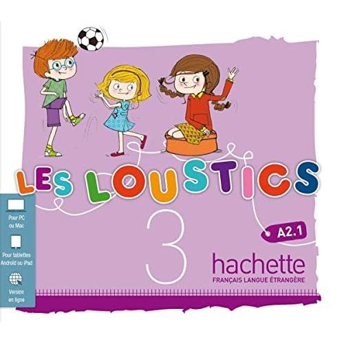 Les Loustics 3 : Manuel numérique classe BiblioHFLE (carte)