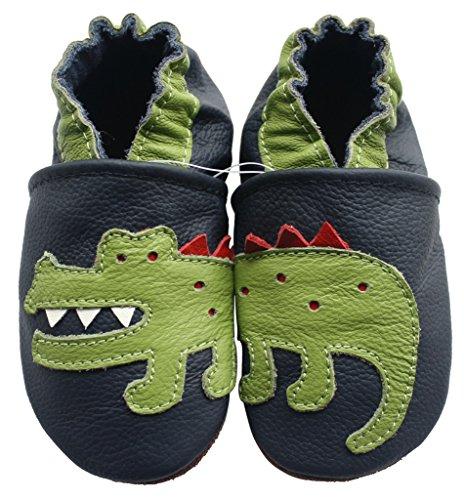 Crocodile Dark Blue 2-3y -