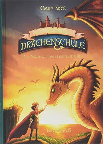 Die geheime Drachenschule - Der Drache mit den silbernen Hörnern - Neun Drachen