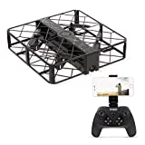 Goolsky Z8W 2.0MP Drone avec Caméra Grand Angle Crashworthy Structure Altitude Tenir RC Quadcopter Drone
