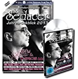 Sonic Seducer Jahresrückblick 2013 + DVD: M'Era Luna 2013 - Der Film (Teil 2) mit über 4 Stunden Spielzeit, Bands: Soulsavers & Depeche Mode, Placebo, In Extremo, Saltatio Mortis u.v.m.