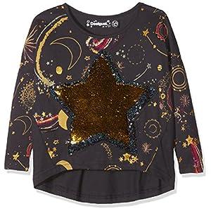 Desigual TS_calonge Camisa Manga Larga para Niñas